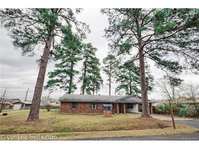 Shreveport LA Single Family Home For Sale: $164,000