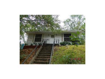 Shreveport LA Single Family Home For Sale: $24,900