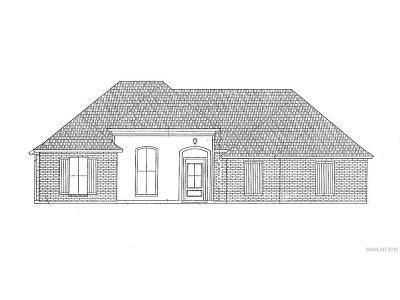 Shreveport LA Single Family Home For Sale: $185,900