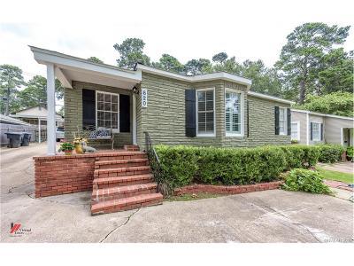 Shreveport Single Family Home For Sale: 620 Huron Street