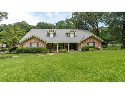 Shreveport LA Single Family Home For Sale: $540,000