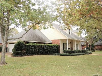 Bossier City Single Family Home For Sale: 1300 Cairo Court