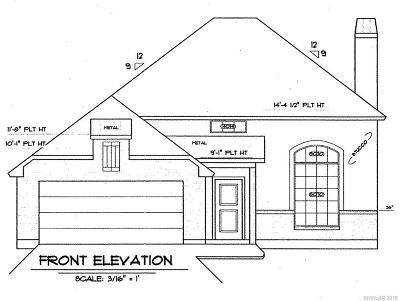 Shreveport LA Single Family Home For Sale: $174,500