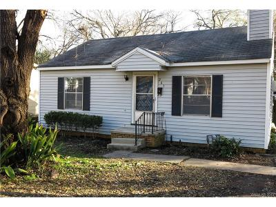 Shreveport Single Family Home For Sale: 261 E Lister Street