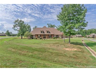 Haughton Single Family Home For Sale: 1700 Turning Leaf Trail
