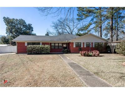 Shreveport Single Family Home For Sale: 9466 Oleander Drive