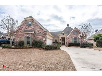 Shreveport Single Family Home For Sale: 9889 Loveland Court