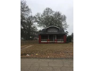 Shreveport Single Family Home For Sale: 2657 Vivian Street