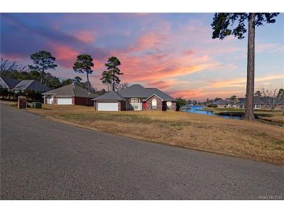 Shreveport Single Family Home For Sale: 3809 Lakeside Drive