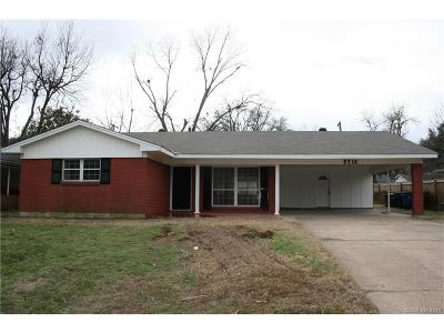 Shreveport Single Family Home For Sale: 2710 Alvin Lane