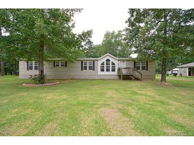 Benton Single Family Home For Sale: 108 Doe Lane
