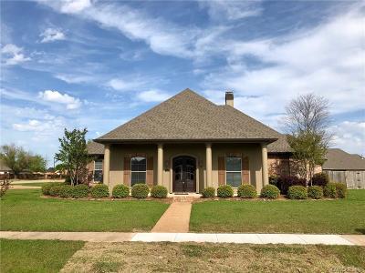 Bossier City Single Family Home For Sale: 223 Crighton Ridge