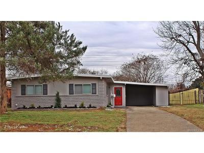 Bossier City LA Single Family Home For Sale: $134,900