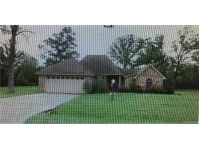 Benton Single Family Home For Sale: 117 Lone Oak Street