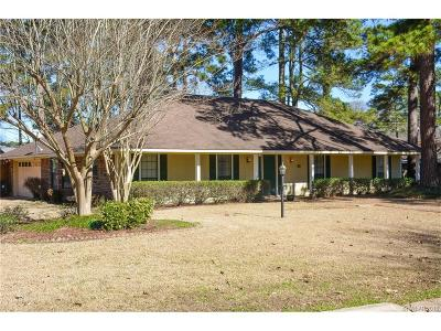 Ellerbe Road Estates, Ellerbe Road Estates, Unit #1, Ellerbe Road Estates, Unit 3 Single Family Home For Sale: 10001 Trailridge Drive