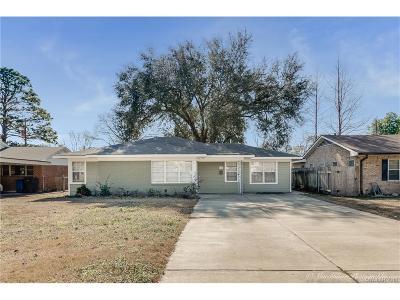 Broadmoor Terrace Single Family Home For Sale: 131 Justin Avenue