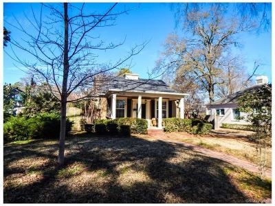 Shreveport Single Family Home For Sale: 518 McCormick Street