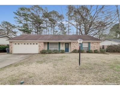 Ellerbe Road Estates, Ellerbe Road Estates, Unit #1, Ellerbe Road Estates, Unit 3 Single Family Home For Sale: 324 Ellerbe Ridge Drive