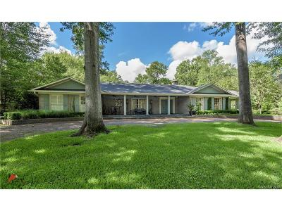 Shreveport Single Family Home For Sale: 320 Gilbert Circle