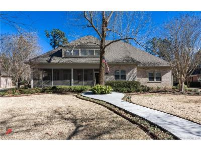 Southern Trace Single Family Home For Sale: 10927 Lamplight Way