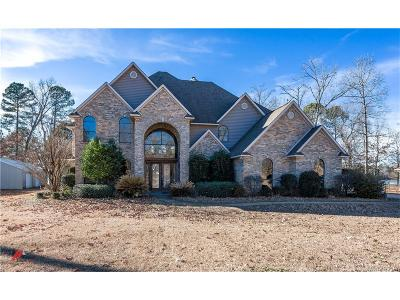 Benton Single Family Home For Sale: 119 Oak Leaf Trail