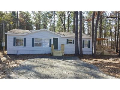 Benton Single Family Home For Sale: 1806 Highway 162