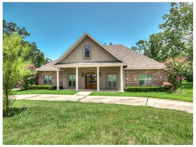 Haughton Single Family Home For Sale: 3 Oak Crest