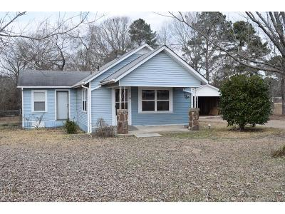 Minden Single Family Home For Sale: 813 Constable Street