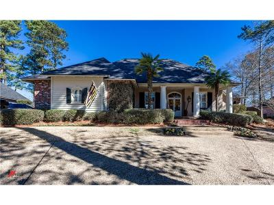 Southern Trace Single Family Home For Sale: 10745 Longfellow