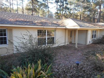 Minden Single Family Home For Sale: 701 Drew Lane