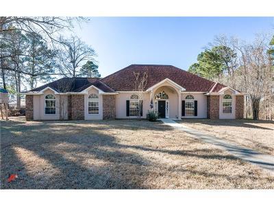 Shreveport Single Family Home For Sale: 9620 Nob Lane