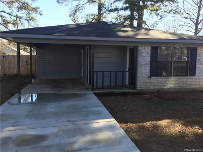 Haughton Single Family Home For Sale: 431 Cherry Oak Lane