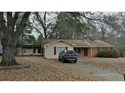 Shreveport Single Family Home For Sale: 6342 Garden Oaks Drive