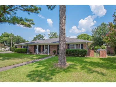 Broadmoor Terrace Single Family Home For Sale: 2003 Audubon Place