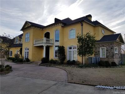 Shreveport Single Family Home For Sale: 7959 Batture Drive