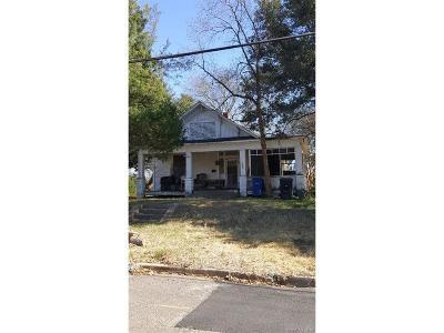 Shreveport Multi Family Home For Sale: 2039 Elizabeth
