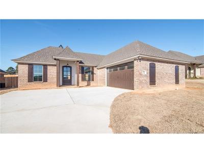 Shreveport Single Family Home For Sale: 4564 Cherry Creek Lane