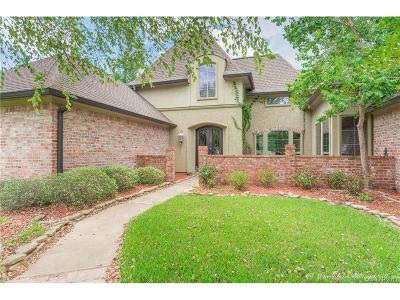 Haughton Single Family Home For Sale: 2704 Sweet Briar