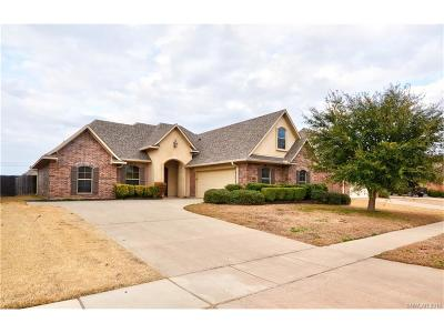 Bossier City Single Family Home For Sale: 788 Hackberry Drive