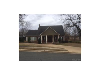 Haughton Single Family Home For Sale: 11 Fair Oaks Drive