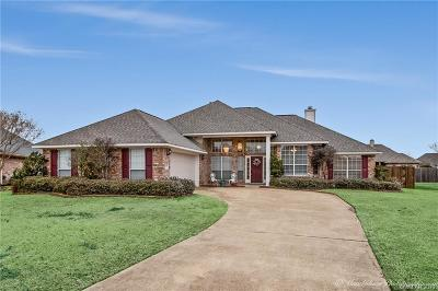 Bossier City Single Family Home For Sale: 2428 Bristol Court