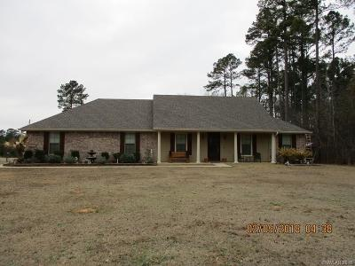 Haughton Single Family Home For Sale: 91 Holly Ridge Drive
