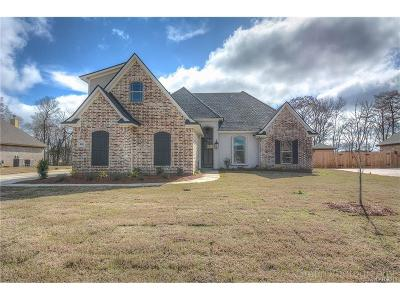 Bossier City Single Family Home For Sale: 488 Long Acre Drive