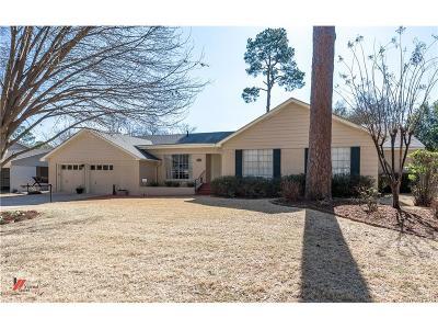 Shreveport Single Family Home For Sale: 441 Longleaf Road