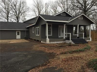 Haughton Single Family Home For Sale: 2553 Mayflower Road