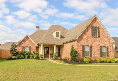 Bossier City Single Family Home For Sale: 246 Piccadilly Circle