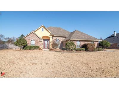 Shreveport Single Family Home Contingent: 5602 Winder E