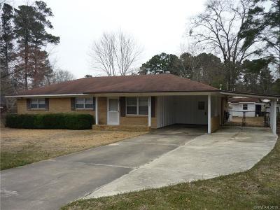 Shreveport Single Family Home For Sale: 6737 Bolinger Drive