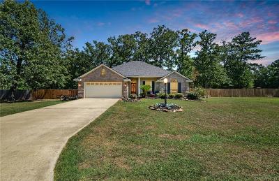 Benton Single Family Home For Sale: 100 Lone Oak Street