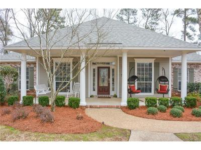 Benton Single Family Home For Sale: 4002 Wisteria Lane
